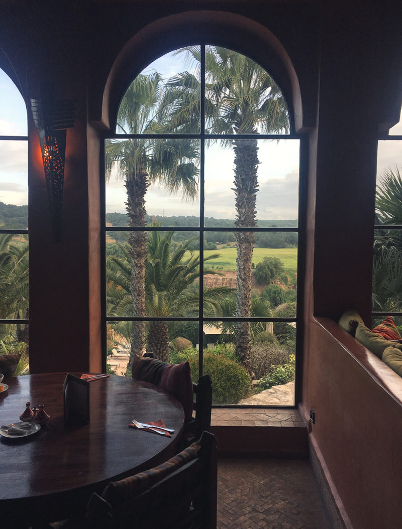 Le Jardin Des Douars Au Maroc Lili Barbery