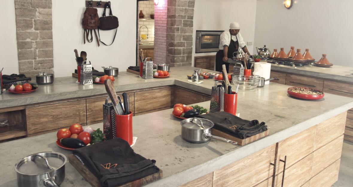 Atelier de cuisine à Essaouira