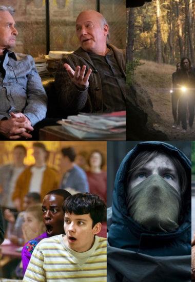 Les dernières série télé qui m'ont enthousiasmée