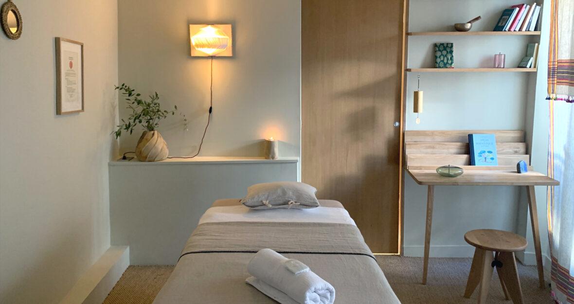 Les massages de Toinette Laquière