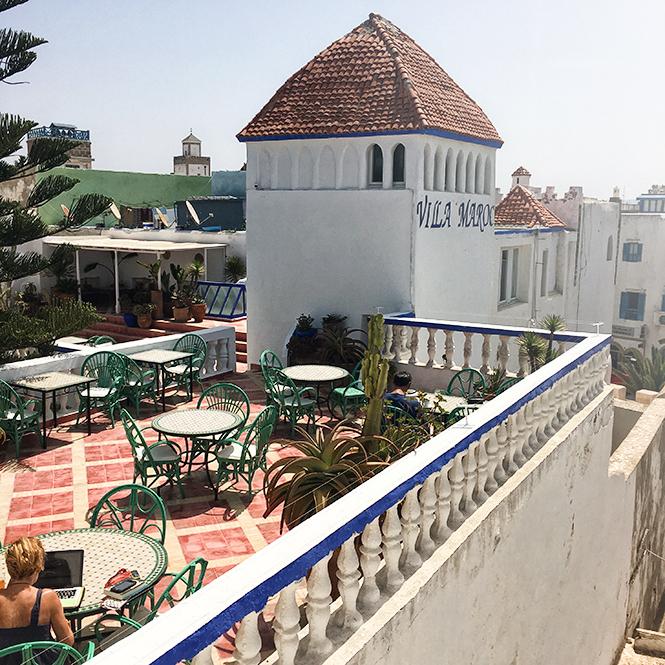 Villa Maroc A Essaouira Lili Barbery